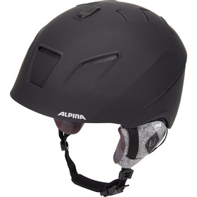 Alpina Cheos Casco, charcoal matt